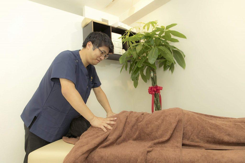 鍼灸Kai眠ラボ|葛飾区金町駅 不眠症専門 施術