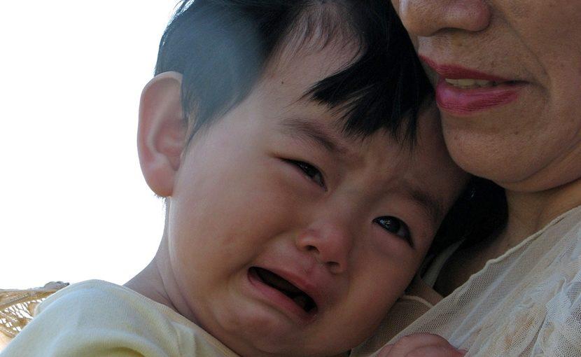 子供 睡眠 夜泣き